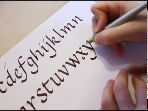 The 25 Best Calligraphy Handwriting Ideas On Pinterest