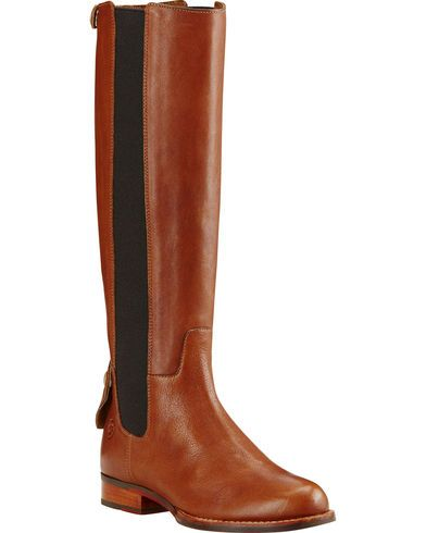 Ariat Women's Caramel Waverly Tall Boots - Round Toe - Country Outfitter