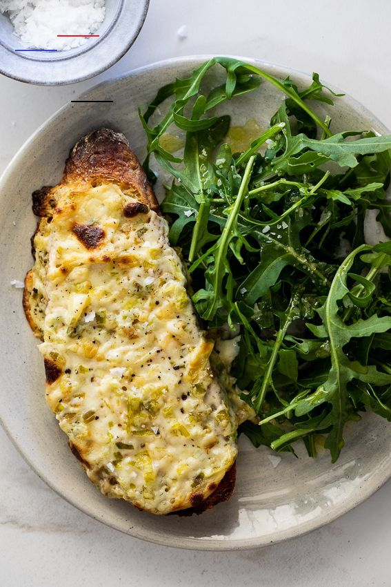 Welsh Rarebit Simply Delicious Welshrarebit Cheese Sauce With Silky Buttery Leeks On Crusty Slices Of Sourdough Bread Rarebit Recipes Welsh Recipes Food
