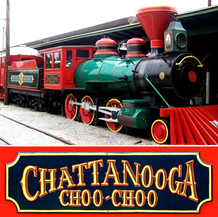 The Chattanooga Choo Choo Is A Hotel Owned By Holiday Inn