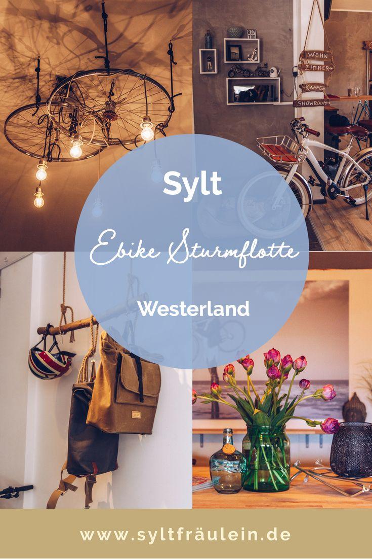 Ebike Sturmflotte Fahrradtouren Mal Anders Sylt Fraulein Sylt