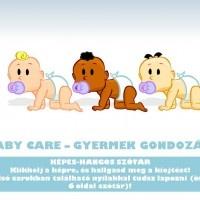 Baby Care - Gyermekgondozás KÉPES-HANGOS szótár