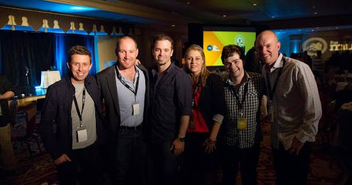 Can't believe it's been over a year since the Infocus workshop in Los Angeles.  This is the group representing Australia at the 2013 Lucent Awards.