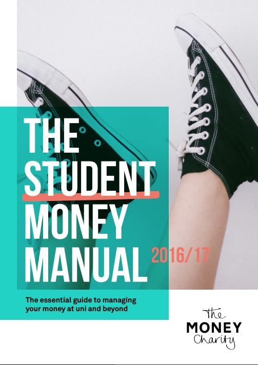 The Money Charity is the UK's leading financial capability charity, check out their guide to student finance and managing money at university