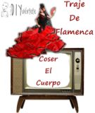 Traje de Flamenca IV, Coser el Cuerpo