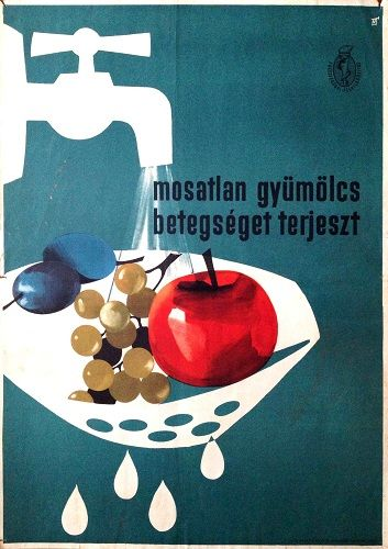 The Unwashed fruit submit diseases, 1930