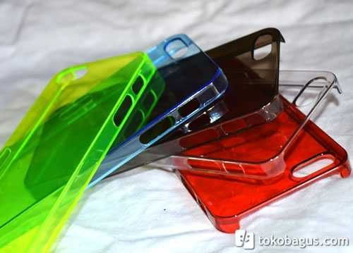 Casing / Case Iphone 5 (ultra Thin Clear) Grosir / Ecer Rp 20.000