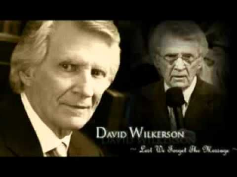 A Powerful Warning, God says what he means and means what he says - Lest We Forget The Message by David Wilkerson Use me Jesus.