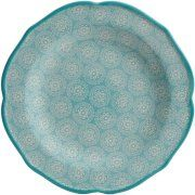 "The Pioneer Woman Hyacinth 10.5"" Dinner Plate Set, Set of 4 Image 3 of 3"