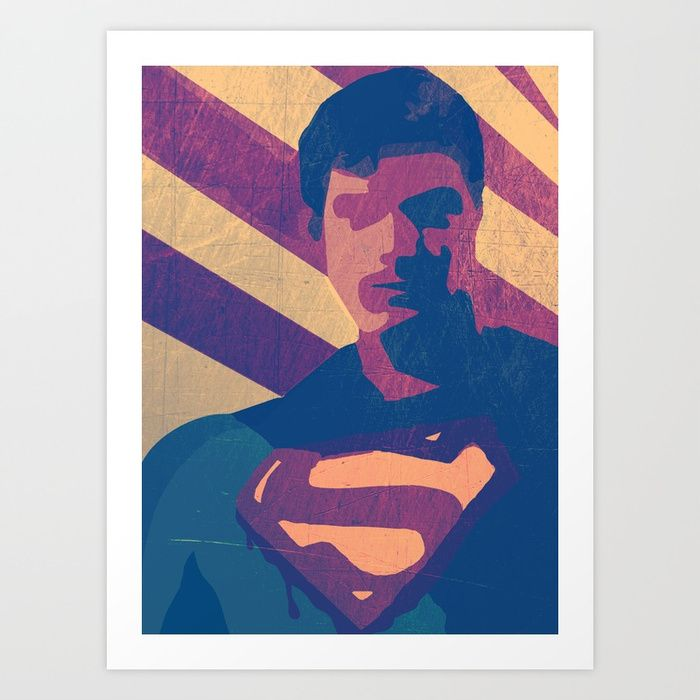 25% Off This Item With Code: ARTDECOR - Sale Ends Tonight at Midnight PT! Buy Retro Superman Art Print. #artprint #poster #dorm #campus #fraternity #decor #home #homedecor #homegifts #gifts #sales #sale #save #discount #deals #cinema #society6 #popular #comics #superheroposter  #giftsforhim #giftsforher #geek #cinema #movie #scifi #movies #hero #geekgifts #online #superhero #shopping #art #design #kids #family #39;s #style #onlineshopping #shopping #shop #cool #awesome