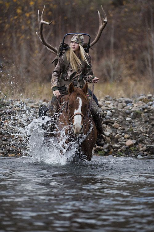 who buck hunter love big lesbians