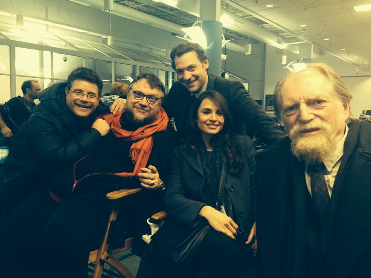 Behind the scenes - The Strain