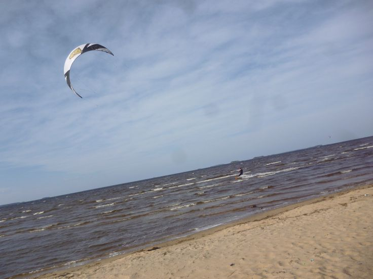 Nallikarin beach...