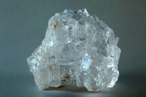Mineral de halita o sal gema