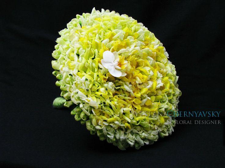 floral designer Svetlana Chernyavsky (USA)