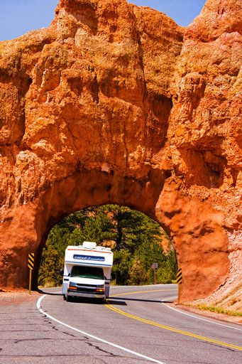 Can\'t wait to road trip the USA next year. I think an RV would be a great way to do it. Would love to visit all the National Parks!