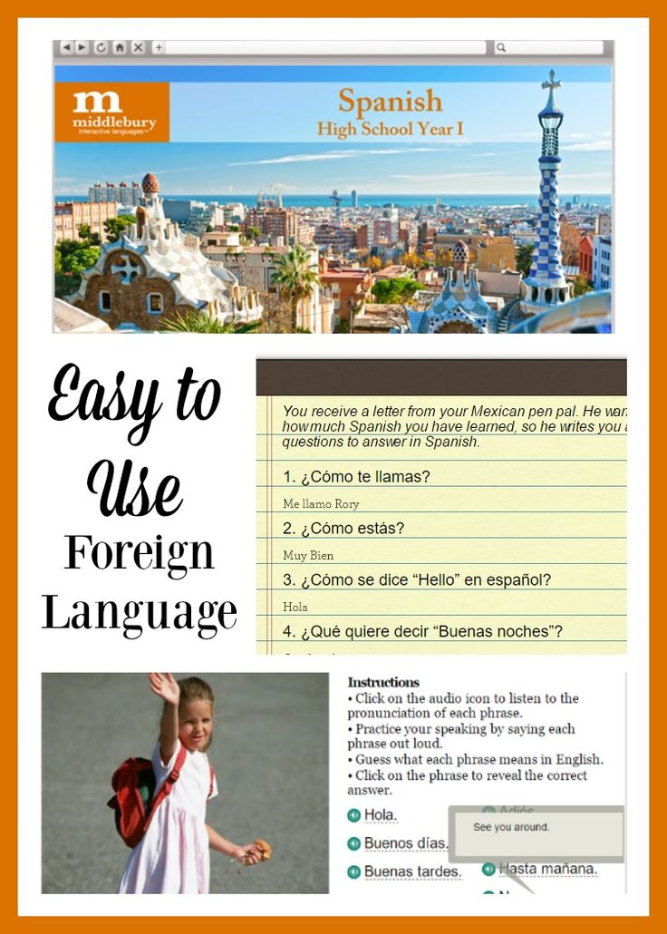 What's the Best Foreign Language to Learn in High School?