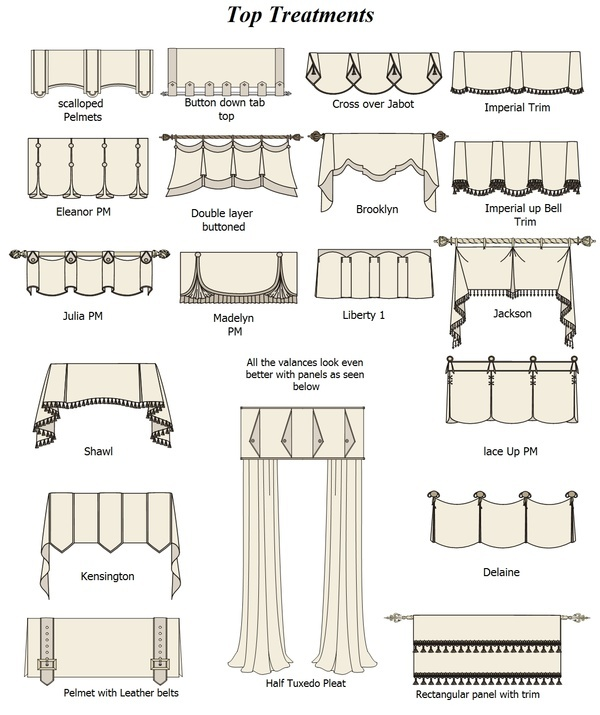 Window Treatment Ideas For The Home Pinterest