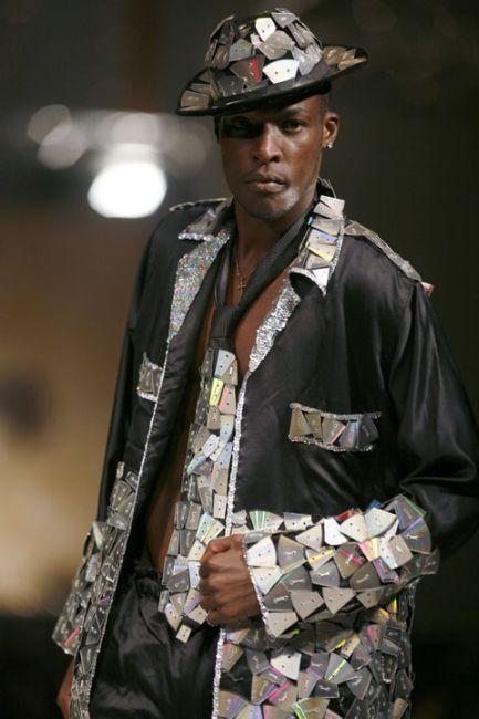 Африканская мода (14 фото) » Бяки.