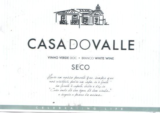 hervorragender Vinho Verde