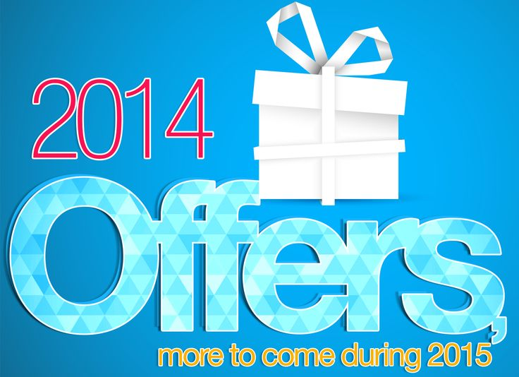 2014 Offers, more to come during 2015  RingtoIndia has provided several offers in the 2014 to our customers and looking forward to provide more on 2015.  If you're new to RingtoIndia sign up now and get free half an hour talktime: https://www.mycallhistory.com/vportal/ringtoindia/signup  If you're an existing customer then recharge your account and be a part to lucky draw. To know about the offers we provided check out our blog post: http://goo.gl/O4k9dL   #offers