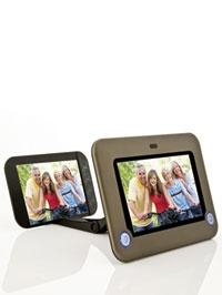 Cornice digitale con macchina fotografica integrata #dmail