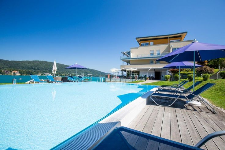 Werzer's Hotel Velden 4*S - der ideale Ort für einen Bade- und Sommerurlaub am Wörthersee, kuschelige Herbstage oder einen romantischen Frühlingsurlaub.