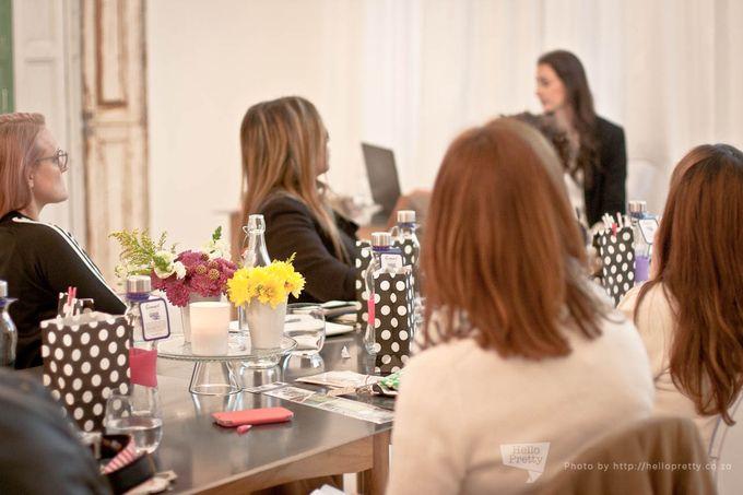 Nadia van der Mescht's creative workshops on hellopretty.co.za