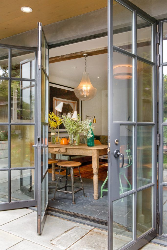 A Family Home In San Francisco Seamlessly Blends Old And New
