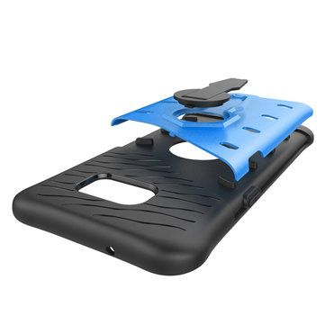 360 Degree Rotation Collapsible Bracket Shockproof Back Case Cover for Samsung Galaxy S7 Edge G9350 Sale - Banggood.com