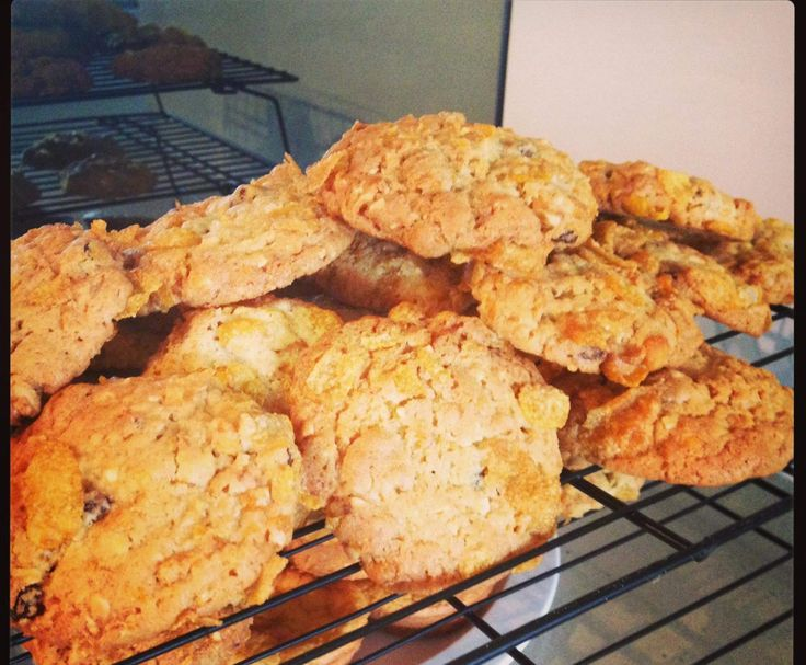 Recipe Best Ever Cornflake Cookies by merridyC - Recipe of category Baking - sweet