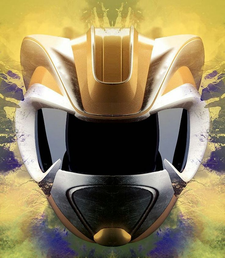 Power Rangers HyperForce | Yellow Crius Ram Ranger Helmet Design #∆∆shani