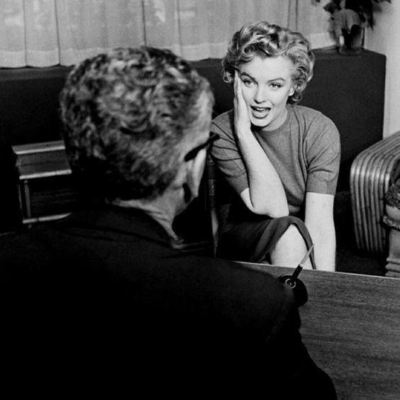 Marilyn Monroe The truth is, I've never fooled anyone. I've let men sometimes fool themselves. #MarilynMonroe