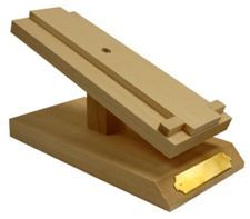 Pinewood Derby® Wood Display Stand Kit