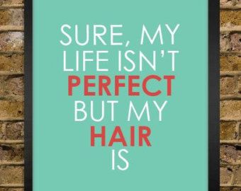 LOL AnYoNe that knows me knows I always have great hair! : ) hehe...