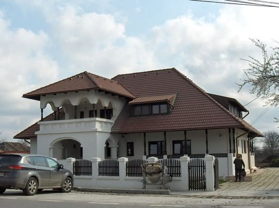 adelaparvu.com despre case traditionale romanesti arh. Liliana Chiaburu (7)