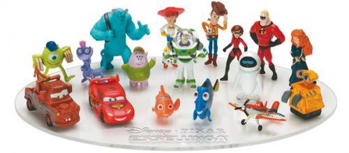 Quale personaggio 3D Disney Pixar della collezione Esselunga ti manca??