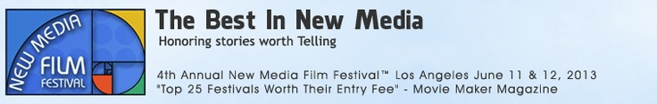 SUBMIT to the @NMFF Today!! Early Bird Discount DEADLINE Sept. 3rd in over 17 categories. For 45k dollars in awards.  www.newmediafilmfestival.com