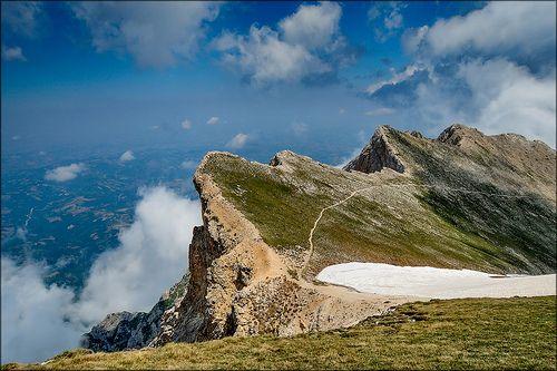 Parco Nazionale Gran Sasso Laga - Monte Camicia m. 2.564