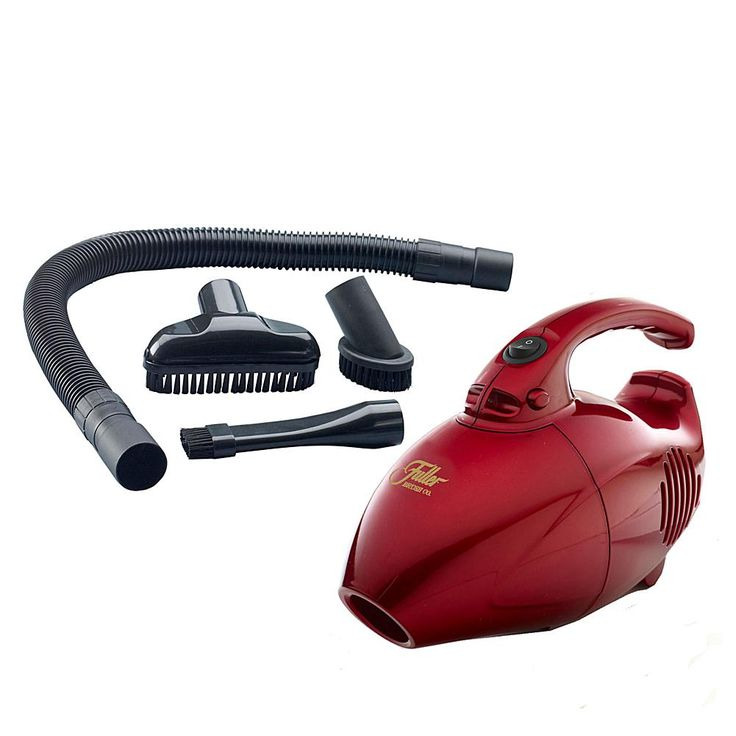 Fuller Brush Co. Mini Maid Compact Handheld Vac with Tools