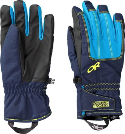 Outdoor Research Men's Riot Insulated Gloves