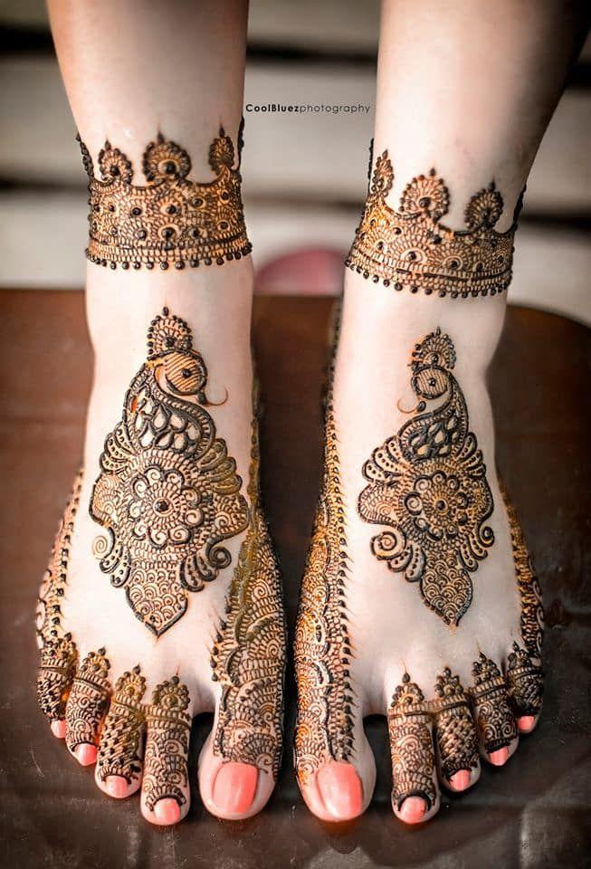 Beautiful Mehndi Design