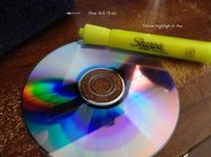 Fix a scratched CD or DVD