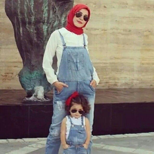 #Hijab #familygoals