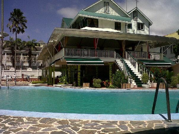 Grand Coastal Hotel Guyana
