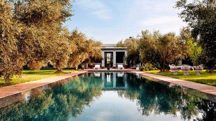 Villa Villa Ouidane à Marrakech - Piscine