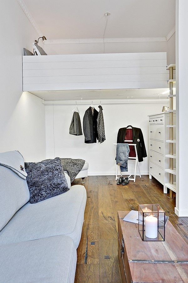 Living in a shoebox | This bright 323 sq ft studio apartment looks triple its…