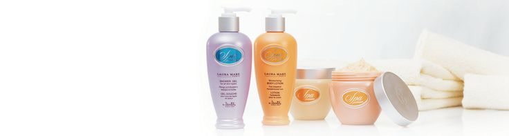 Línia Laura Mars Spa Premium body lotion and body yogurt, www.plumeria.sk