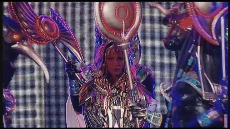 Kylie Minogue egyptians