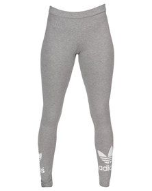 adidas Trefoil Leggings Grey